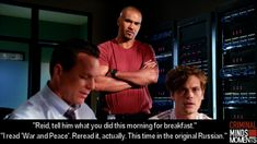 Criminal Minds Moments