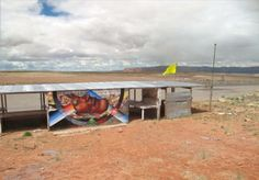 Ever – Plastic Exercise to Describe The Alteration of Reality New Mural @ Navajo, Arizona