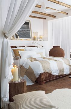 Decorating Ideas Bedrooms 20 inspirational bedroom decorating ideas | bedrooms, master