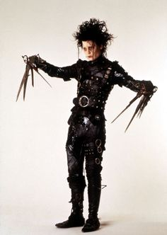 Edward Scissorhands- I like Johnny no matter what character he's playing.