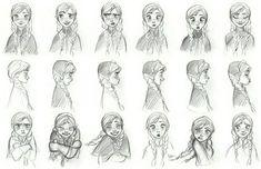 Art of Frozen - Anim Tests