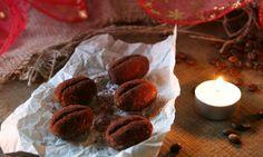 Nepečená kávová zrna bez cukru Projects To Try, Food And Drink, Delicate, Candles, Cookies, Baking, Ethnic Recipes, Sweet, Christmas