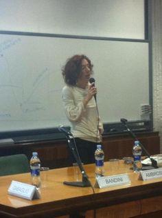 Valeria Vitali presso la Bocconi School Management #Retedeldono #crowdfunding #personalfundraising