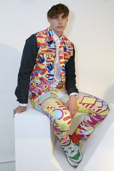 Kit Neale SS14, NEWGEN MEN recipient AW14