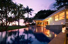 Tamarindo luxury home rental with amazing sunsets!  www.villascostarica.com
