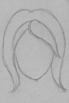 Sketch Hair Drawing of hair in less than 60 seconds Pencil Drawings For Beginners, Beginner Sketches, Drawing Tutorials For Beginners, Couple Drawings, Cool Art Drawings, Art Drawings Sketches, Easy Drawings, Fashion Drawing Tutorial, Cartoon Drawing Tutorial