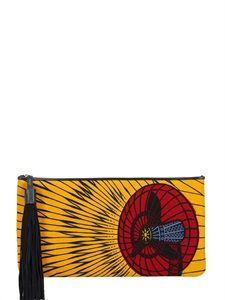 VLISCO - LIMITED EDITION MORPHIC CLUTCH - LUISAVIAROMA - LUXURY SHOPPING WORLDWIDE SHIPPING - FLORENCE