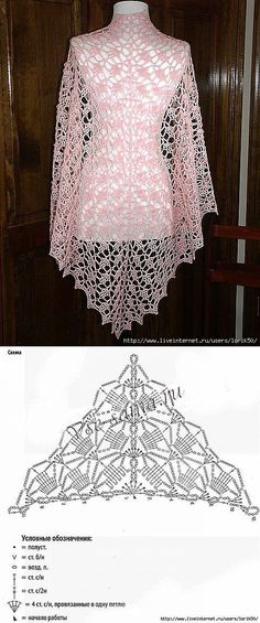 trendy crochet lace shawl diagram beautiful trendy crochet lace shawl diagram beautifulYou can find Lace shawls and more on our Poncho Crochet, Crochet Shawl Diagram, Bonnet Crochet, Crochet Shawls And Wraps, Crochet Chart, Knitted Shawls, Crochet Scarves, Crochet Clothes, Crochet Lace