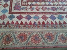 Detail quilt Di Ford