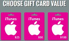 itunes gift card amounts itunes gift card woolworths 15 dollar apple gift card app store gift digital itunes card get free itunes gift card earn itunes gift card 25 dollar itunes card Gift Card Deals, Get Gift Cards, Itunes Gift Cards, Gift Card Giveaway, Tinder App, Apple Gifts, Free Gift Card Generator, Walmart, Free Printable Cards