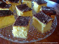 Polish Recipes, Polish Food, Cake Hacks, Pavlova, Keto Snacks, Cheesecake, Food And Drink, Menu, Pudding