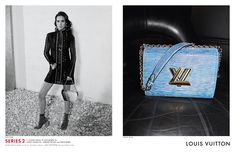 Jennifer Connelly for Louis Vuitton Spring 2015 campaign, photography by Annie Leibovitz.