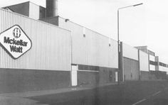 McKellar Watt Ltd, Old Shettleston Road - 1987. Glasgow