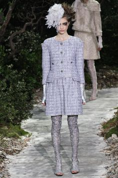 CHANEL SPRING 2013 | Chanel Spring 2013 Haute Couture Collection -07 | RDuJour