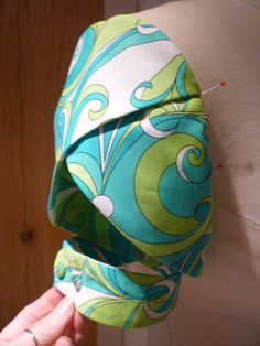The Twisted Petal Sleeve. Gives the look of a band without having to attach one.