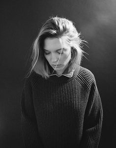 what the water gave me - theroning:   Léa Seydoux by Shawn Dogimont for...