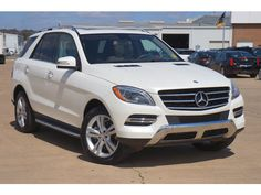 Used 2014 #Mercedes-Benz M-Class ML350 BlueTEC 4dr All-wheel Drive 4MATIC in Fort Smith, AR Area - Harry Robinson Buick GMC