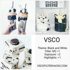 Blog - VSCO Filter Hacks