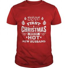 Christmas with new husband