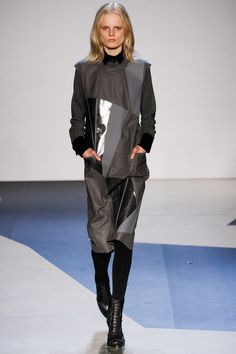 # 3 Helmut Lang Fall 2013 Ready-to-Wear Collection Slideshow on Style.com