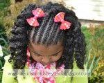 Excellent Kid Hairstyles Black Kids And Black Kids Hairstyles On Pinterest Hairstyles For Men Maxibearus