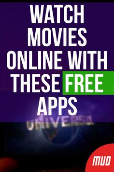 The 9 Best Free Movie Apps to Watch Movies Online Best Teen Movies, Go To Movies, Movies To Watch Free, Indie Movies, Watch Tv For Free, 18 Movies, The Best Films, Movies Free, Movie Website