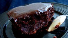 Kristina Čechová: Čokoládový koláč ze zakysané smetany Steak, Beef, Food, Meat, Essen, Steaks, Meals, Yemek, Eten