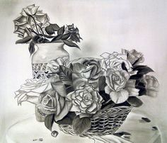 Pencil & charcoal - Buscar con Google The roses in basket : (colored pencil painting and conte-charcoal ... zeinab1361art.wordpress.com531 × 455Buscar por imagen The roses in basket : (colored pencil painting and conte-charcoal pencil drawing)
