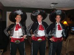 something unique for this halloween try three amigos costume amigos costumes and halloween diy