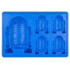 Star Wars Silicon Eiswürfelform R2-D2 :: auf ztyle.de