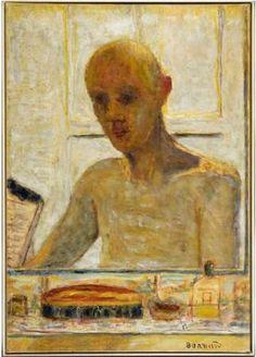 Pierre Bonnard. Autoportrait.