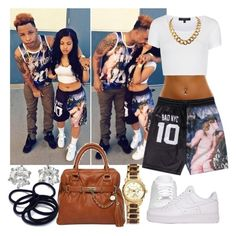 """""""Every Little Thing You Do Got Me Feelin Some Type Of Way"""" by blasianmami16 ❤ liked on Polyvore"""