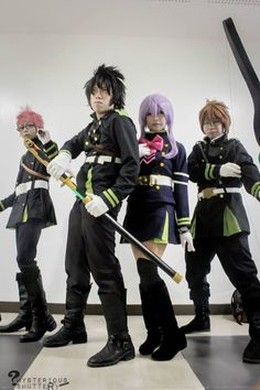 Owari no seraph cosplay pinterest cosplay anime and epic free website for submitting cosplay photos and is used by cosplayers in countries all around the world even if youre not a cosplayer yourself you can solutioingenieria Gallery