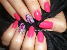 Nail Art Geometrica-Floreale