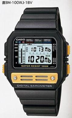20240ac6e19 Raumschiffe am Handgelenk - einestages Casio Vintage Watch
