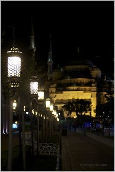 Istanbul:  Part I:  The Old City