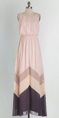 Romantic Resplendence Dress in Rose. Probable too long for me- but this is classy.