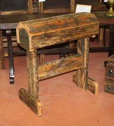 Barnwood hickory saddle creek pinterest for A p furniture trail