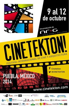 'La cantante' de Rafael Navarro Miñón, ha sido seleccionado en Cinetekton Film Fest, festival de cine y arquitectura que se celebra en México del 9 al 12 de octubre.