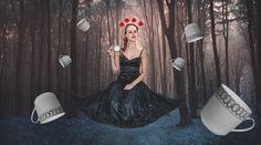 TeaTime. by JessieOctober.deviantart.com on @DeviantArt