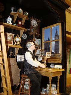 Robert's Clock Shop