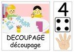Les affichettes pour les coins et ateliers Cycle 1, Ms Gs, Etiquette, Decoupage, Family Guy, Classroom, Kids Rugs, Coins, Fictional Characters