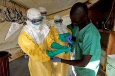 VAMOS ORAR! Médicos Sem Fronteiras alertam que ébola está fora de controlo