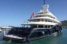 Numptia Super Yacht