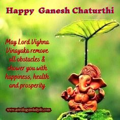Know the remedies to be done on Ganesha Chaturthi How To Control Anger, Happy Ganesh Chaturthi, Married Life, Ganesha, Problem Solving, Astrology, Ganesh