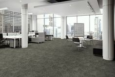The Tangible Hue 24 Quot X24 Quot Carpet Tile Collection Allows You
