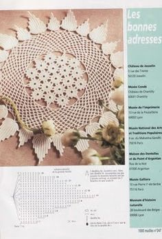 Edivana Croche: Lindo Centro de Mesa