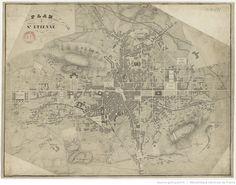 Plan de Saint-Etienne