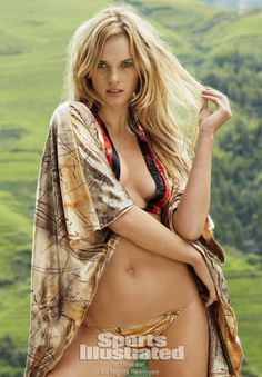 Kate Bock Body Paint | 2013 Sports Illustrated Swimsuit