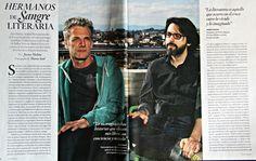 Pauls y Neuman: hermanos de sangre literaria, por Javier Molina en Reportero salvaje | FronteraD